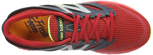 New Balance MBORA, Chaussures de course homme Nero (Black Red D)