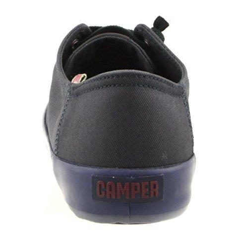 Camper Andratx, Baskets Basses Homme Gris (Dark Grey 005)