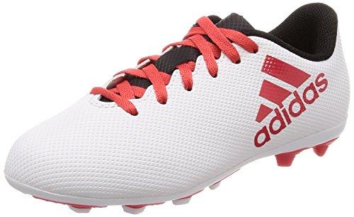 adidas Unisex-Erwachsene X 17.4 FxG JR CP9015 Fußballschuhe, Mehrfarbig (Indigo 001), 37 1/3 EU