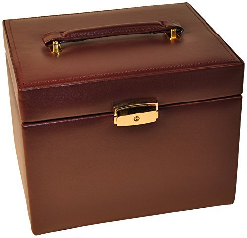 budd-leather-4-drawer-jewel-box-with-travel-box-large-burgundy-by-budd-leather