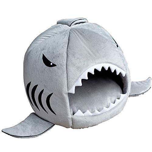 AYRSJCL 1pc tiburón Caliente Gatito Cubierta Animal