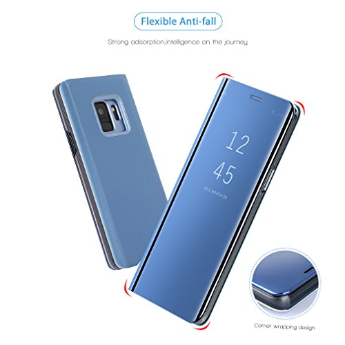 cover samsung galaxy s9 custodia luxury mirror