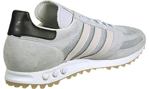 adidas la Trainer Og, Sneakers Basses Homme, Bleu, 43 EU Gris (Clegre/peagre/gum4)