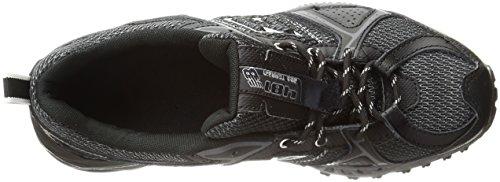 New Balance Men's 481v2 Trail Running Shoe, Black/Silver, 10 4E US Black/Silver