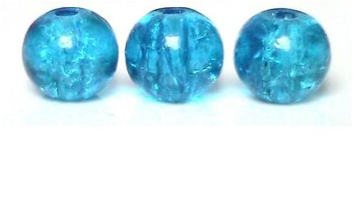 200-x-4mm-blue-glass-crackle-beads-bead-jewellery-crafts-jewellery-making-beads-fashion-charms-jewel