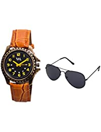 Watch Me Gift Combo Set Of Analog Watches For Men And Boys AWC-014-WMG-002 AWC-014-WMG-002omtbg