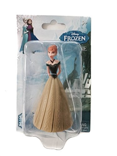 zen Princess Anna Figurine Cake Topper ()