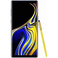 "Samsung Galaxy Note9 Display 6.4"", 128 GB Espandibili, RAM 6 GB, Batteria 4000 mAh, 4G, Dual SIM Smartphone, Android 8.1.0 Oreo [Versione Italiana], Blu (Ocean Blue)"