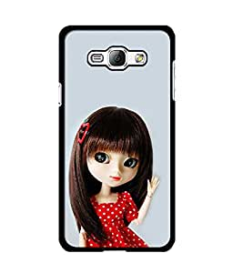instyler BACK COVER CASE FOR SAMSUNG GALAXY J1-2016