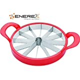 Enerex The Kitchen Mall, Standared Quality Heavy Duty Multipurpose Watermelon Fruit Cutter Slicer With