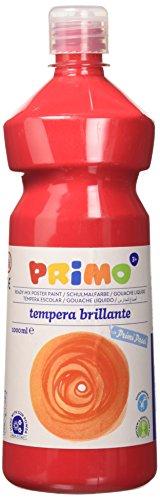 Primo 204BR1000380 Tempera glänzend ersten Schritte ersten–Rot Scarlato–204br1000380