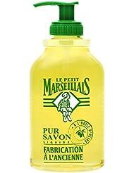 Le Petit Marseillais - Savon Liquide Fabrication à l'Ancienne à l'Huile d'Olive - Pompe 300 ml - Lot de 2