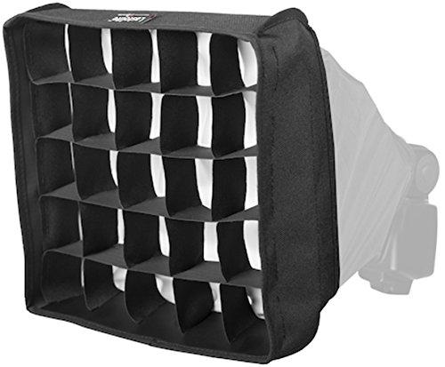 Lastolite Manfrotto LL LS2436 Gittergewebe Ezybox Speed-Lite (22 x 22 cm) Lastolite Studio