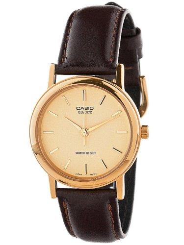 american-apparel-mtp-1095q-9-a-casio-analogique-bracelet-en-cuir-lignes-marron-dore-or