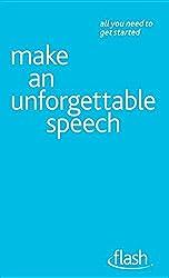 Make an Unforgettable Speech