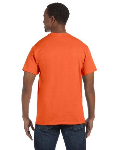 The Adicts auf American Apparel Fine Jersey Shirt Orange (Athletic Orange)