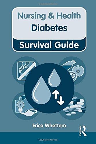 Diabetes (Nursing and Health Survival Guides)