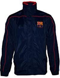 Coupe vent Barça - Collection officielle FC BARCELONE - Football club Barcelona - Taille adulte Homme