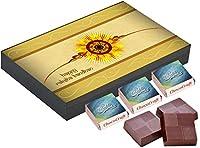 ChocoCraft Rakshabandhan Gifts for Brother 6 Chocolate Box