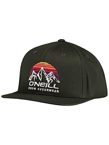 O'Neill 8P4140 Cap, Herren, Braun (Forest Night), 0