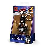 LEGO LGL-KE146 Batman Key Light Schlüsselanhänger mit Taschenlampe, Schwarz - LEGO
