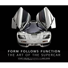 Form Follows Function: The Art of the Supercar