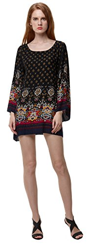 u-shot-womens-bell-sleeve-bohemian-vintage-ethnic-style-tunic-dress-shirt-top
