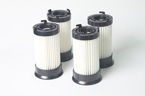 LTWHOME Ersatz Waschbar Filter für Eureka DCF4 DCF18 GE DCF1 Staubsauger (4 Stück) -