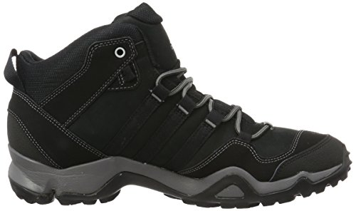 adidas, Sneaker uomo Nero Nero/Grigio