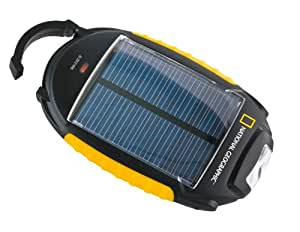 National Geographic 9060000 Chargeur Solaire 4 en 1