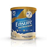 Ensure Nutrivigor Food Supplement 400g Vanilla Flavour with Protein and Vitamin D