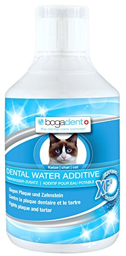 katzeninfo24.de Bogadent UBO0742 Dental Water Additive Katze, 250 ml