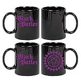 Black Butler Color Change 11oz Ceramic Mug