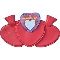 3er Pack Herzförmige Wärmflaschen – Gutes Preisleistungsverhältnis preisvergleich bei billige-tabletten.eu
