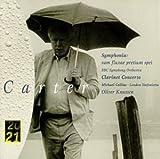 Symphonia:Sum Fluxae Pretium Spei;Clarinet Concerto