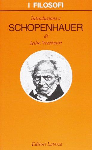 Introduzione a Schopenhauer