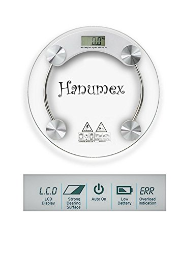 Hanumex Digital LCD Electronic Weighing Scale