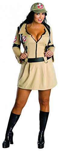 sexy 'Ghostbuster' Kostüm für Damen Gr. XL, Größe:XL (Ghostbusters Sexy Kostüme)