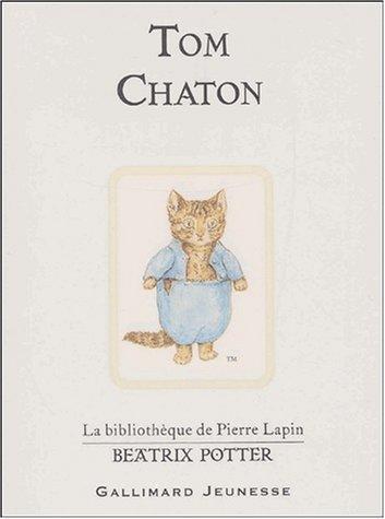 Tom Chaton et Noisette l'écureuil (2 livres + 1 CD audio)