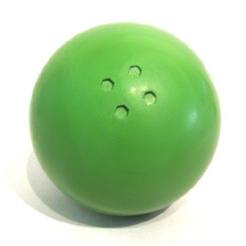 Boßelkugel Gummi grün