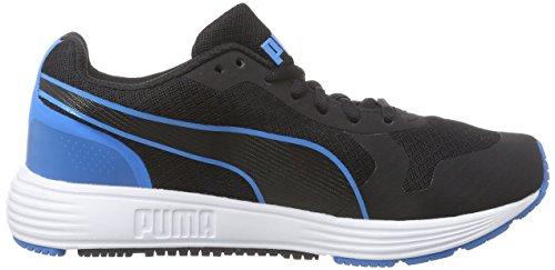Puma FTR ST Runner 2 Mesh, Sneakers basses mixte adulte Noir - Schwarz (black-cloisonné 01)
