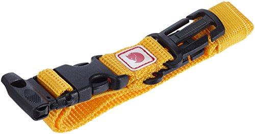 FJÄLLRÄVEN Chest Strap Long Rucksackgurt, Warm Yellow, 20 cm Strap-mini