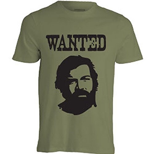 T-SHIRT BUD SPENCER_SAGOMA