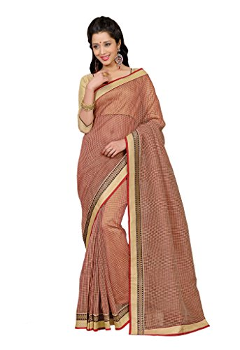 inhika-womens-saree-bollywood-fashion-lilon-chex-sari-gota-silk-blouse-free-size-brown