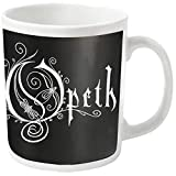 Opeth: Logo (White) (Zubehör)