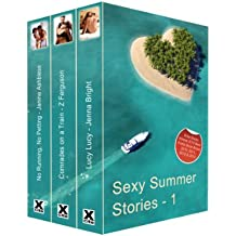 Sexy Summer Stories - Volume One - An Xcite Books Collection