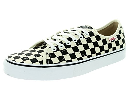 Vans AV Classic Skate Shoes (checkers) black / white / noir Taille Noir - (checkers) black/white