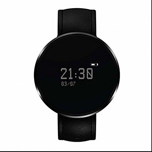 Bluetooth Fitness Tracker Sport Armband SmartWatch täglich wasserdicht Ringing Erinnerung Schlaftracker Fitness tracker mit Distanz Datum und Uhrzeit Aktivitätstracker für Android und IOS
