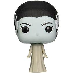Pop! Número Funko 113 Universal Monsters novia de Frankenstein Vinilo Figura 10 cm Películas