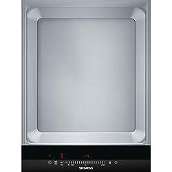 Siemens ET475FYB1E iQ500Accessoires de four et cuisine 40cm de largeur Teppanyaki/Acier inoxydable